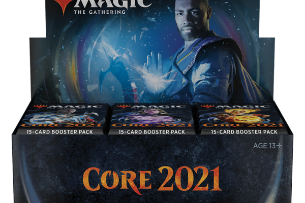 Magic the Gathering Colección básica 2021 (36 sobres inglés)