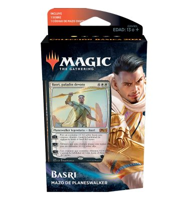 Magic the Gathering Mazo Planeswalker Colección básica 2021 - La Caverna de Voltir