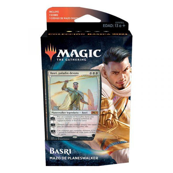 Magic the Gathering Mazo Planeswalker Colección básica 2021 - La Caverna de Voltir