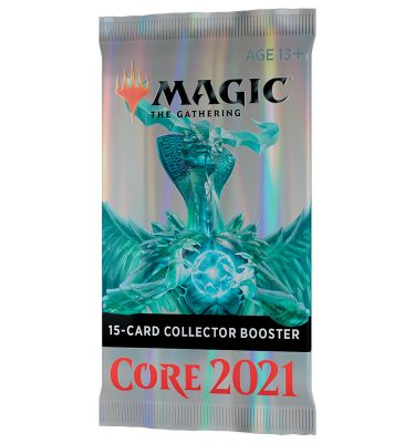 Magic the Gathering Sobre Coleccionista Core Set 2021