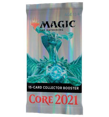 Magic the Gathering Sobre Coleccionista Core Set 2021