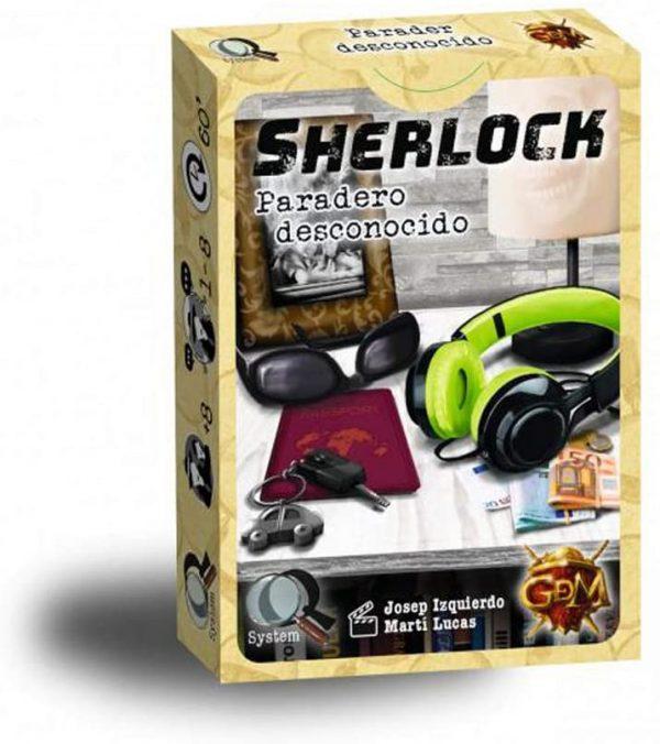 Sherlock - Paradero desconocido
