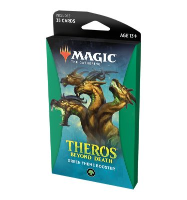 Theros más allá de la muerte Theme Booster - Magic the Gathering - La Caverna de Voltir