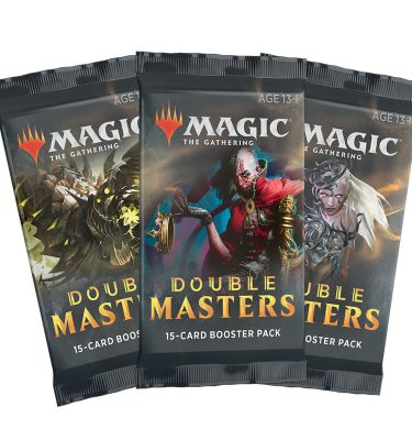 Double Masters – Magic the Gathering – 3 Sobres