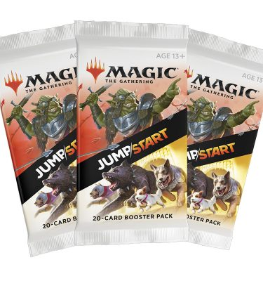 Jumpstart - Magic the Gathering - 3 Sobres