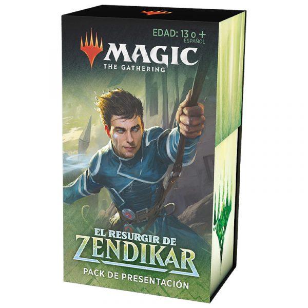 El Resurgir de Zendikar - MTG - Pak de Presentación