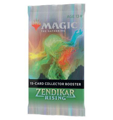 El Resurgir de Zendikar - MTG - Sobre Coleccionista