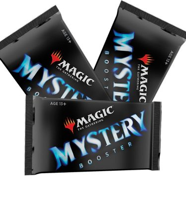 Mystery Booster -MTG - 3 Sobres