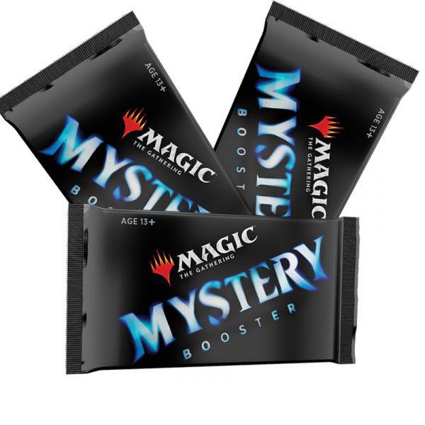 Mystery Booster -MTG - 3 Sobres