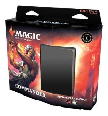 Commander Legends Mazo Ármate para luchar