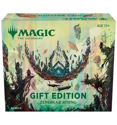El Resurgir de Zendikar Bundle Gift Edition