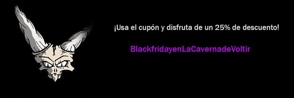 Black Friday en La Caverna de Voltir