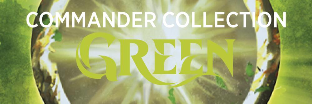 Commander Collection: Green - Magic the Gathering- La Caverna de Voltir