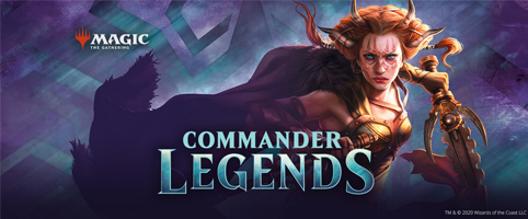Commander Legends - Magic the Gathering- La Caverna de Voltir