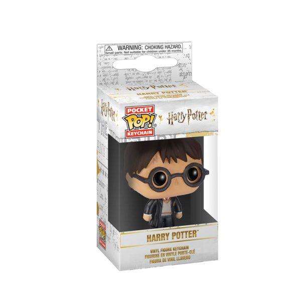 Harry Potter Llavero Funko Pocket Pop! en La Caverna de Voltir