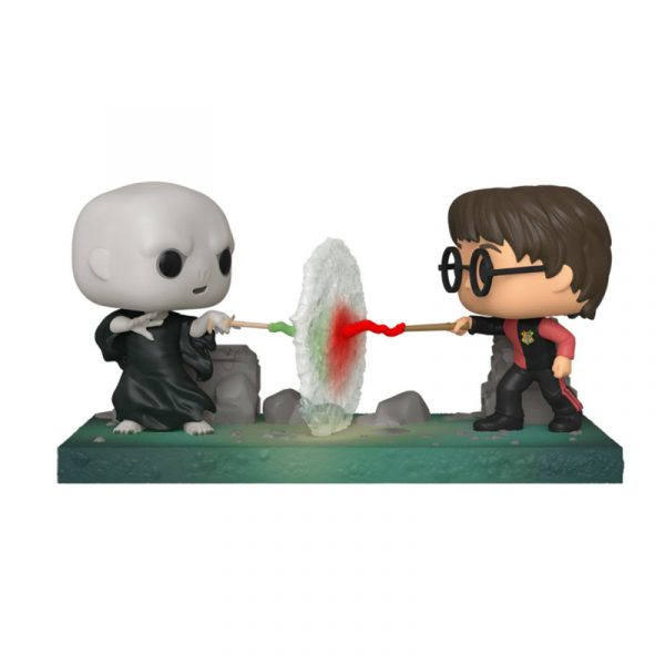 Harry Potter vs Voldemort - Figura Funko Pop!