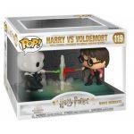 Harry Potter vs Voldemort - Figura Funko Pop! La Caverna de Voltir