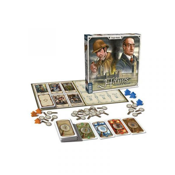 Holmes, Sherlock & Mycroft - La Caverna de Voltir