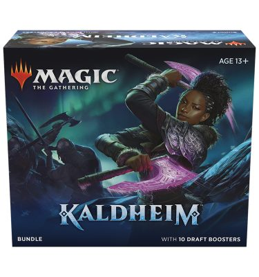 Kaldheim Magic the Gathering - Bundle - La Caverna de Voltir