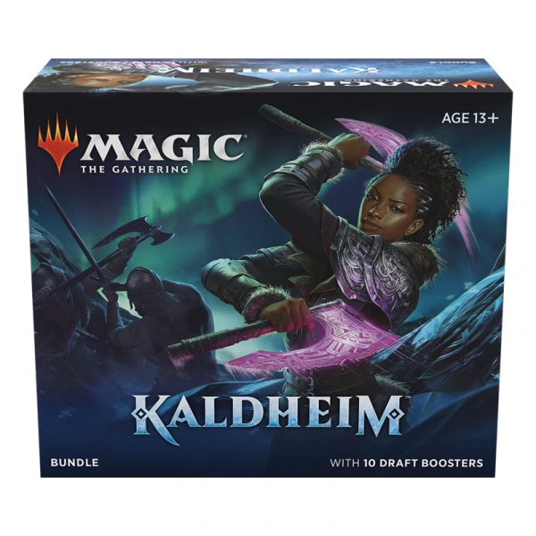 Kaldheim Magic the Gathering - Bundle - La Caverna de Voltir