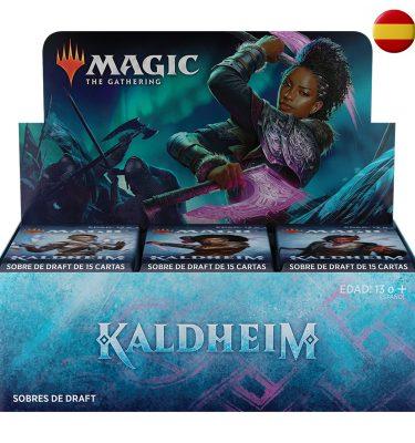 Kaldheim Magic the Gathering Caja 36 sobres - La Caverna de Voltir