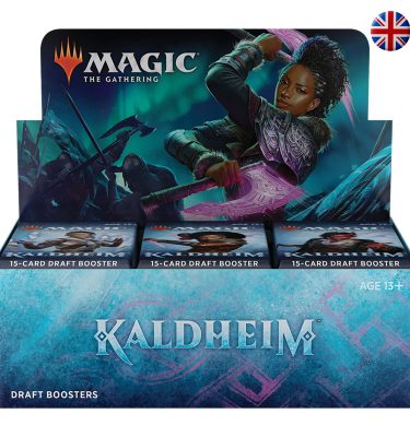 Kaldheim Magic the Gathering Display 36 sobres - La Caverna de Voltir