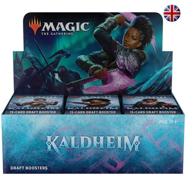 Kaldheim Magic the Gathering Display 36 sobres - La Caverna de Voltir