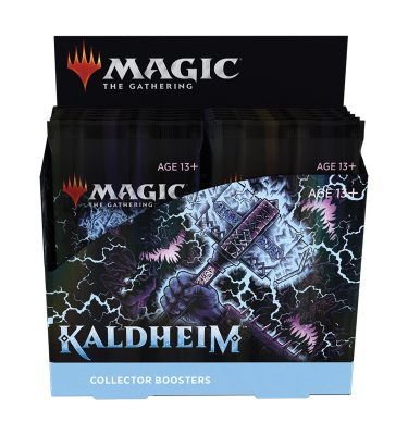 Caja Coleccionista Kaldheim - Magic the Gathering - La Caverna de Voltir