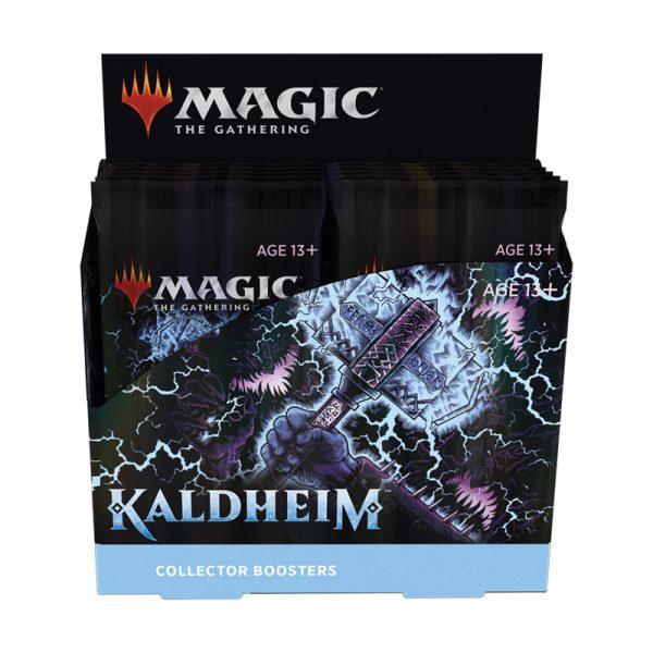 Caja Coleccionista Kaldheim - Magic the Gathering - La Caverna de Voltir