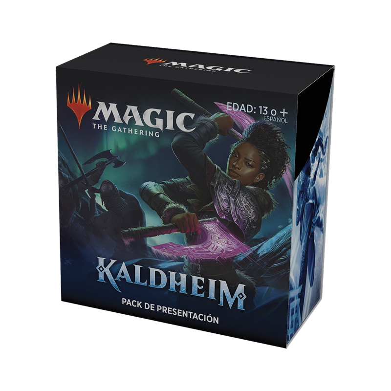 Kaldheim Magic the Gathering Pack Presentación - La Caverna de Voltir