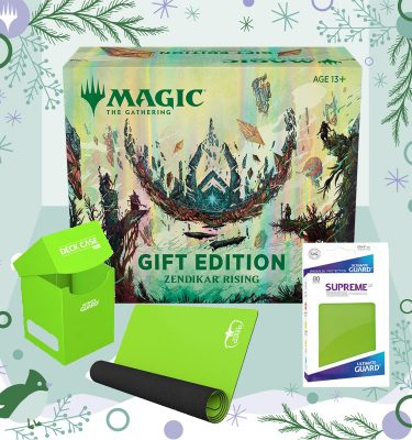 Pack Gift El Resurgir de Zendikar- Magic the Gathering - La Caverna de Voltir