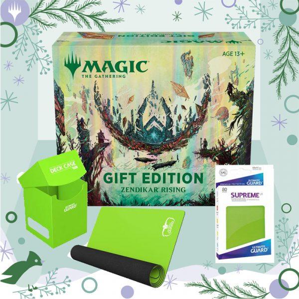 Pack Gift El Resurgir de Zendikar- Magic the Gathering - La Caverna de Voltir