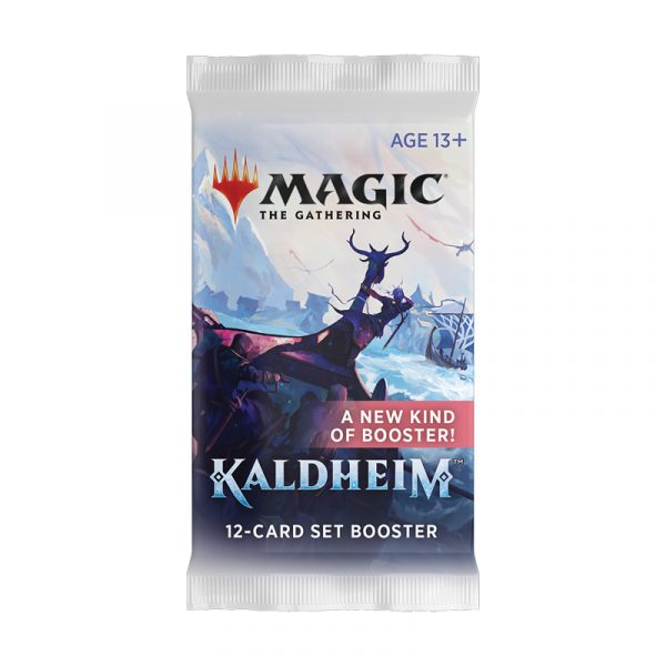 Sobre de Colección Kaldheim - Magic the Gathering- La Caverna de Voltir