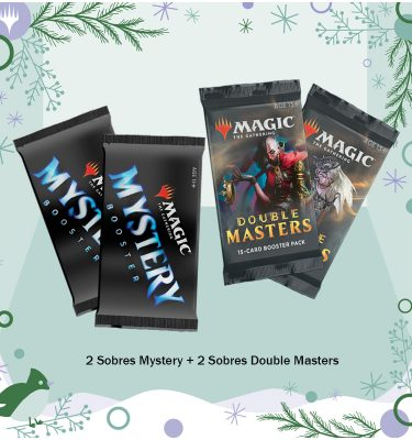 Sobres Magic the Gathering (Double Masters - Mystery) La Caverna de Voltir