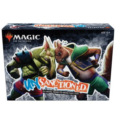 Unsanctioned - Magic the Gathering - La Caverna de Voltir