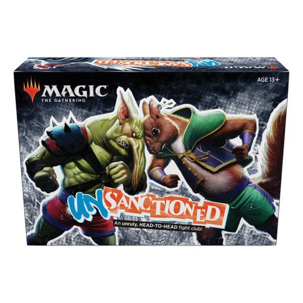 Unsanctioned - Magic the Gathering - La Caverna de Voltir