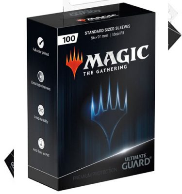 100 fundas magic the gathering la caverna de voltir