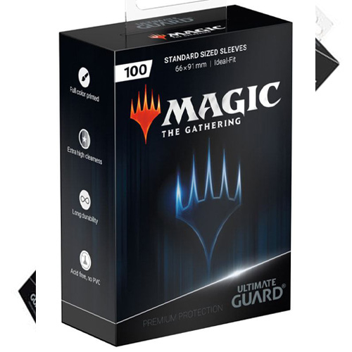 100 fundas magic the gathering la caverna de voltir