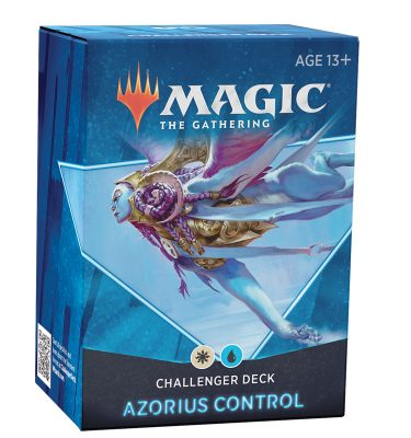 Challenger Decks 2021 Azorius Control- Magic the Gathering - La Caverna de Voltir