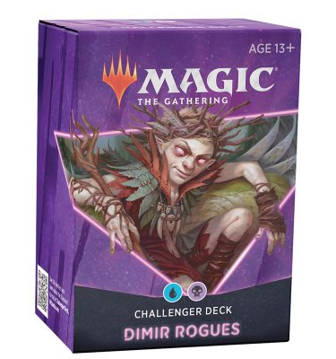 Challenger Decks 2021 Dimir Rogues- Magic the Gathering- La Caverna de Voltir