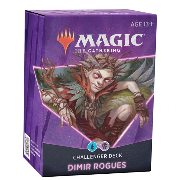 Challenger Decks 2021 Dimir Rogues- Magic the Gathering- La Caverna de Voltir