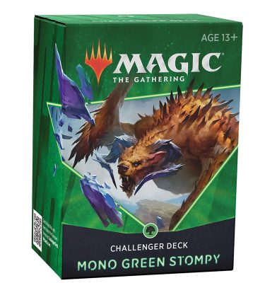 Challenger Decks 2021 Mono Green Stompy - Magic the Gathering - La Caverna de Voltir
