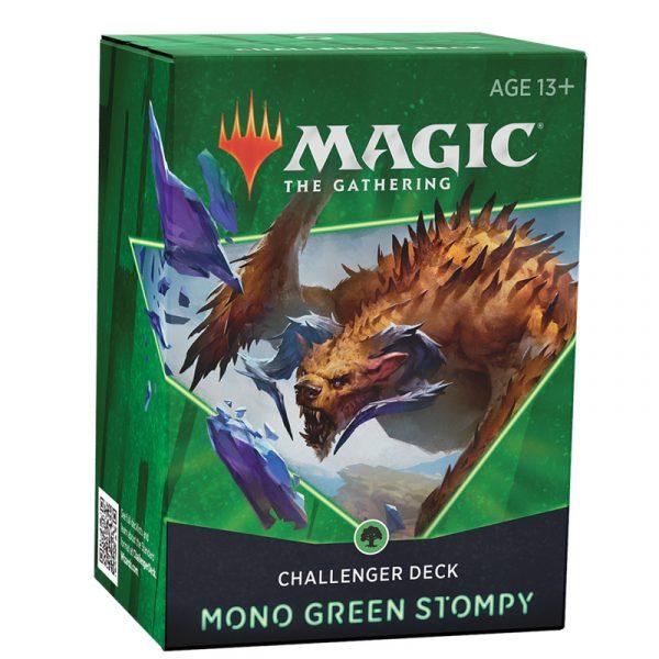 Challenger Decks 2021 Mono Green Stompy - Magic the Gathering - La Caverna de Voltir