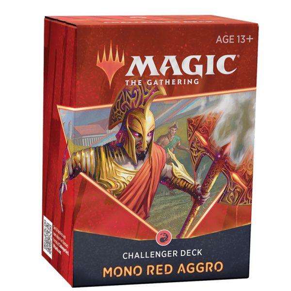Challenger Decks 2021 Mono Red Aggro - Magic the Gathering - La Caverna de Voltir