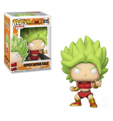 Dragon Ball- Super Saiyan Kale- Funko Pop! La Caverna de Voltir