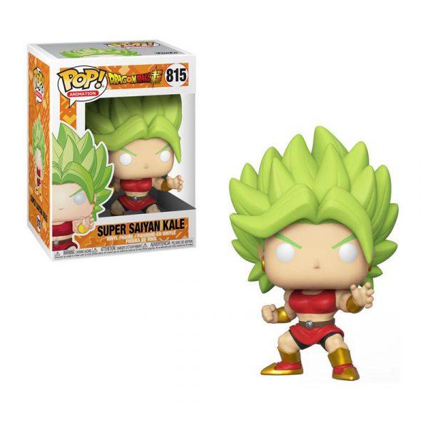 Dragon Ball- Super Saiyan Kale- Funko Pop! La Caverna de Voltir
