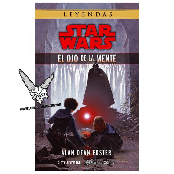 El Ojo de la Mente Star Wars La Caverna de Voltir