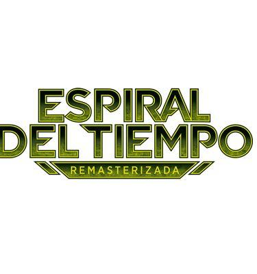 Espiral del Tiempo Remasterizada - Caja 36 Sobres - MTG - (español) - La Caverna de Voltir