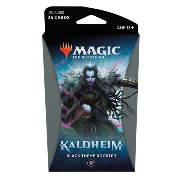 Kaldheim Theme Booster (Black) - Magic the Gathering - La Caverna de Voltir