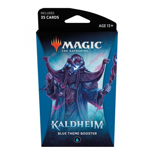 Kaldheim Theme Booster (Blue) - MTG - La Caverna de Voltir